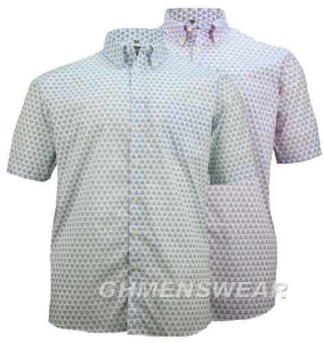 HENDERSON 'Preston' Patterned Shirt